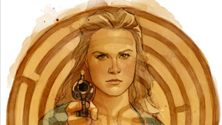 Awesome Art Picks: Westworld, Wonder Woman, Jean Grey, and More