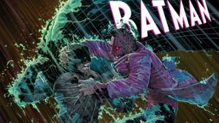 Scott Snyder Talks Batman's Secrets, Two-Face, and ALL STAR BATMAN #5