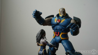 Unboxing: Darkseid & Grail DC Icons 2-Pack