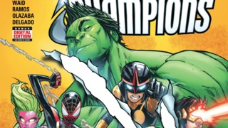 Preview: CHAMPIONS #4