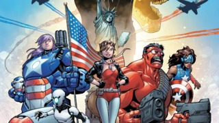 Preview: US AVENGERS #1