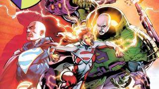 Exclusive Preview: SUPERWOMAN #6