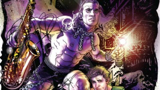 Exclusive Preview: LOST BOYS #4