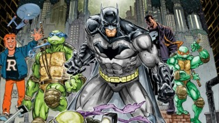7 Crazy Comic Book Crossovers
