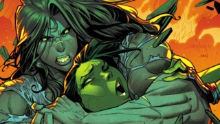Exclusive First Look: HULK #3