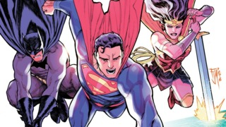 Exclusive Preview: TRINITY #6