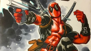 Awesome Art Picks: Wonder Woman, Silver Surfer, Deadpool, And More