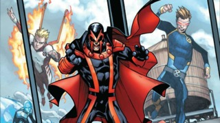 Exclusive Cover Reveals: X-Men RessurXion Variants