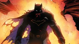 Batman Goes Metal In New Comic