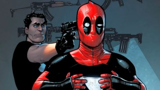 Exclusive First Look: DEADPOOL VS PUNISHER #2