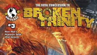 Broken Trinity #3 Review