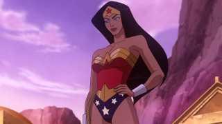 Animated Wonder Woman Director Speaks