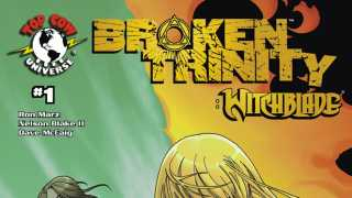 Broken Trinity: Witchblade Review/Preview