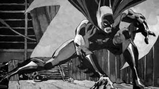 Batman Black & White Motion Comics Review