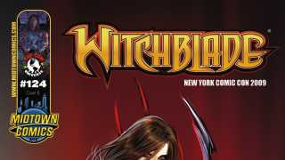 Witchblade #124 Review/Preview