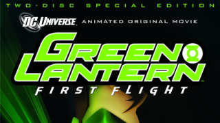 Green Lantern: First Flight Animated Movie