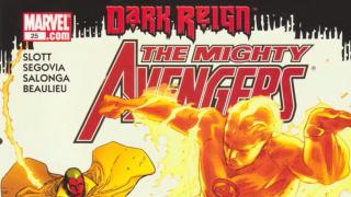 Mighty Avengers #25, Hank Pym Vs Reed Richards?