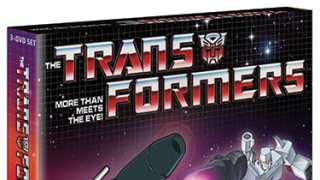 Transformers: The Complete First Season 25th Anniversary