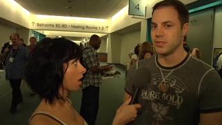 San Diego Comic-Con '09: Geoff Johns