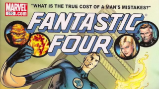 Fantastic Four #570, New Creative Team, Are You On Board?