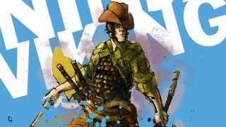Lieberman & Rossmo's Cowboy Ninja Viking Explodes Into An Ongoing