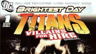 Review: Titans Villains for Hire Special