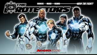 Interview: Ron Marz Chats about THE PROTECTORS