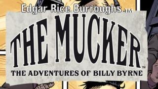 Ron Marz to Write Edgar Rice Burroughs' THE MUKER Webcomic