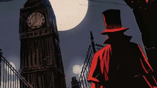 Interview: David Liss Discusses SHERLOCK HOLMES: MORIARTY LIVES with Nancy A. Collins