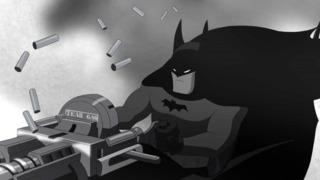 "Batman ""Strange Days"" Short Directed by Bruce Timm"
