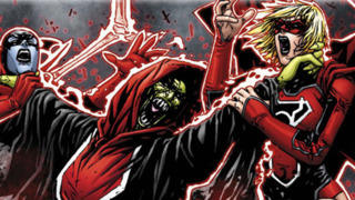 Interview: Charles Soule on RED LANTERNS
