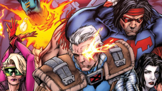 First Look: DEADPOOL VS. X-FORCE #1