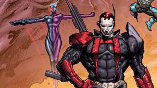 Exclusive Preview: X-O MANOWAR #26