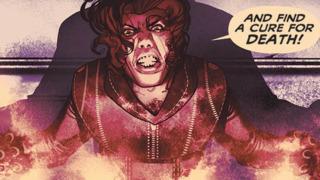 Grant Morrison Works on One of Three New Legendary Comics