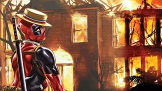 Deadpool Gets a 3D Motion Cover in September