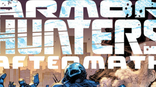 ARMOR HUNTERS: AFTERMATH Hits in October