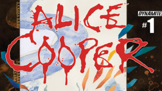 Alice Cooper Discusses His Upcoming Series With Dynamite