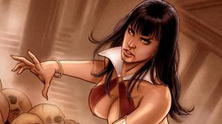 Dynamite Announces New VAMPIRELLA: FEARY TALES Series