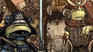 Exclusive Preview: TEENAGE MUTANT NINJA TURTLES: TURTLES IN TIME #2