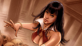 Nancy Collins Discusses VAMPIRELLA: FEARY TALES