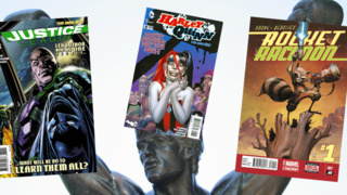 Top Selling Comics & Publisher Market Share: July 2014