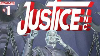 Mark Waid Talks to Michael Uslan About JUSTICE INC.