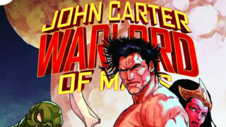 Ron Marz Discusses Working on JOHN CARTER WARLORD OF MARS