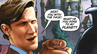 Preview: Doctor Who: The Eleventh Doctor #2