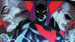 Exclusive Preview: BATMAN BEYOND 2.0 #39