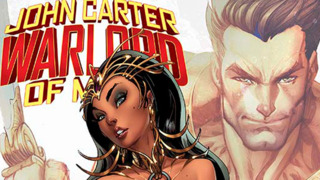Ron Marz Discusses JOHN CARTER: WARLORD OF MARS With Mark Andreyko