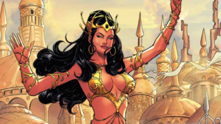 Ron Marz Discusses JOHN CARTER: WARLORD OF MARS with Fred Van Lente