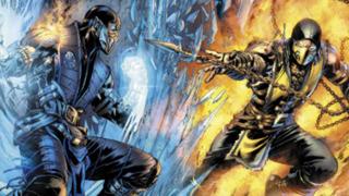 Writer Shawn Kittelsen Discusses DC's Weekly Mortal Kombat X Digital Comic