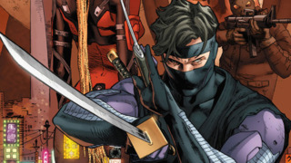 First Look: NINJAK: THE LOST FILES