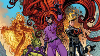 Johnny Storm is Joining the UNCANNY INHUMANS